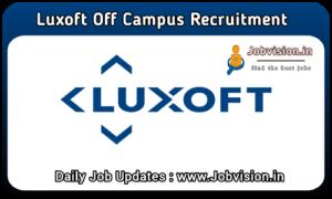 Luxoft Off Campus Drive