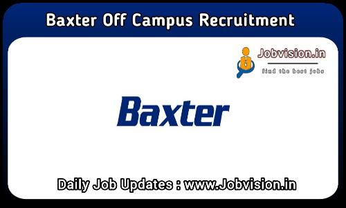 Baxter Off Campus Drive 2021
