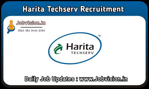 Harita Techserv Off Campus Drive 2021