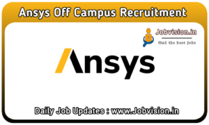 Ansys Off Campus Drive