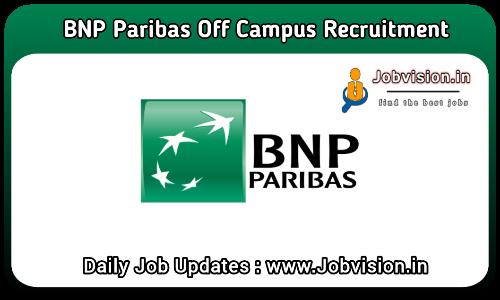 BNP Paribas Off Campus Drive 2021