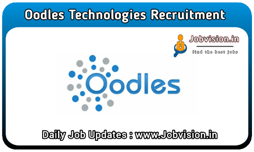 Oodles Technologies Off Campus Drive 2021
