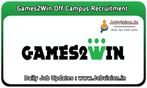Games2Win Off Campus Drive