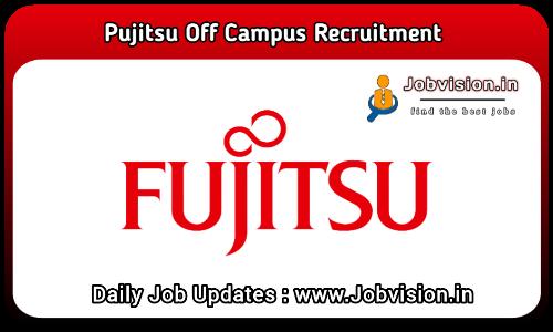 Fujitsu Off Campus Drive 2021