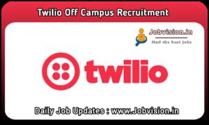 Twilio Off Campus Drive