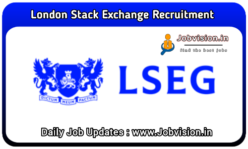 About London Stock Exchange Group Recruitment 2021