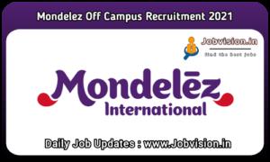 Mondelez Recruitment