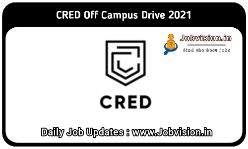 CRED Off Campus Drive 2021