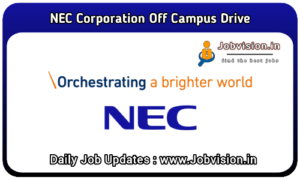 NEC Corporation Off Campus Drive