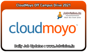 CloudMoyo Off Campus Drive
