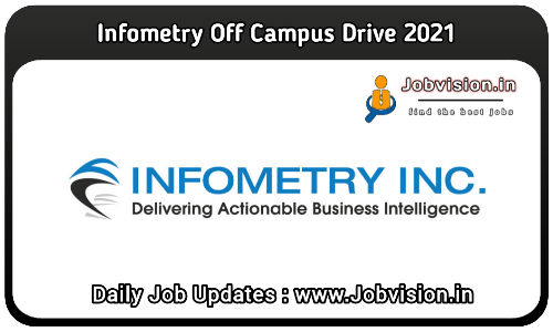 Infometry Off Campus Drive 2021