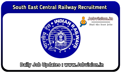 SECR Nagpur Division Recruitment 2021