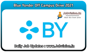 Blue Yonder Off Campus Drive