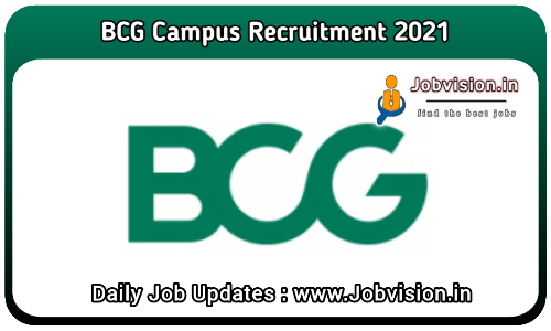 Boston Consulting Group Off Campus Drive 2021