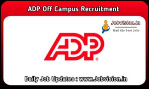 ADP Off Campus Drive