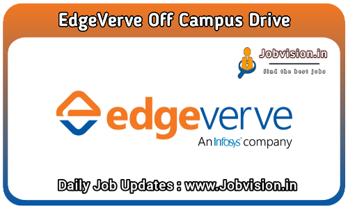 EdgeVerve Systems Off Campus Drive 2021