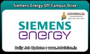 Siemens Energy Off Campus Drive