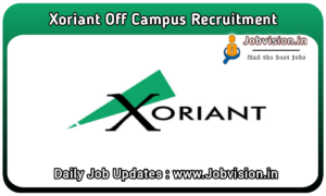 Xoriant Off Campus Drive Drive