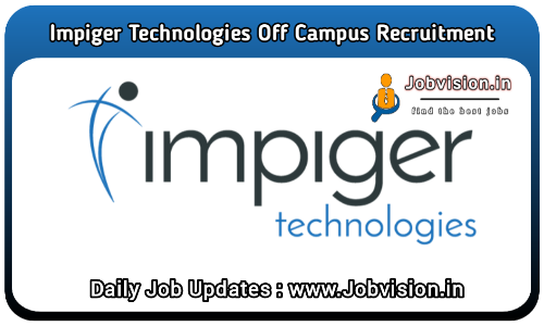 Impiger Technologies Off Campus Drive 2021