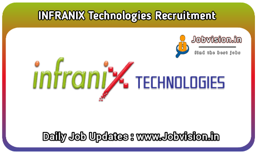 INFRANIX Technologies Off Campus Drive 2021