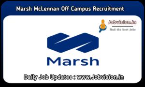 Marsh McLennan Off Campus Drive