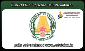 District Child Protection Unit DCPU