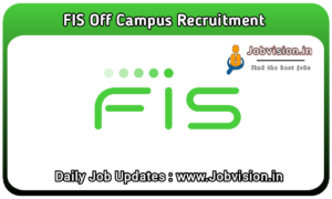 FIS Off Campus Drive Drive