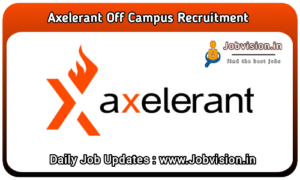 Axelerant Off Campus Drive