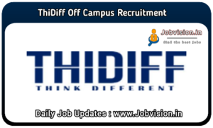 ThiDiff Off Campus Drive