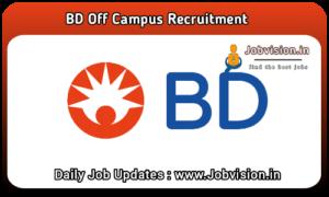 BD Off Campus Drive