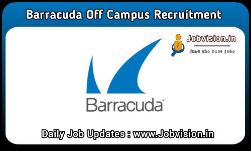 Barracuda Off Campus Drive 2021