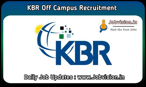KBR Off Campus Drive 2021