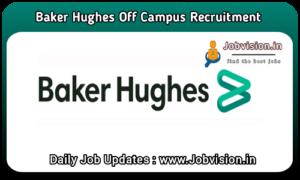 Baker Hughes Off Campus Drive