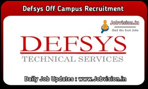 Defsys Off Campus Drive
