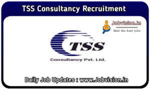 TSS Consultancy Off Campus Drive