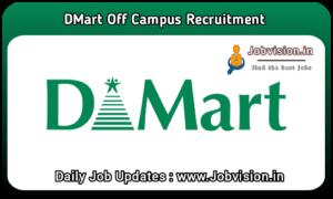 DMart Off Campus Drive