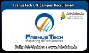FrenusTech Off Campus