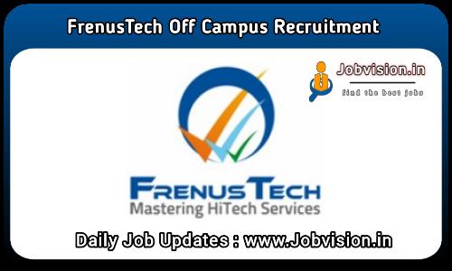 FrenusTech Off Campus Drive 2021