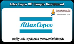 Atlas Copco Recruitment