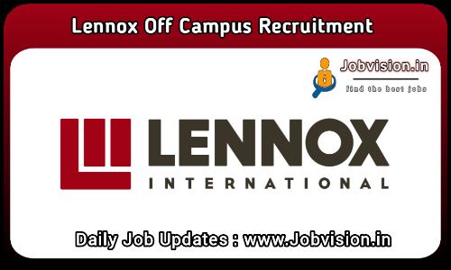 Lennox International Off Campus Drive 2021
