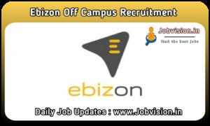 Ebizon Off Campus Drive