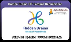 Hidden Brains Off Campus Drive
