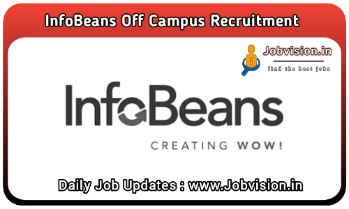 InfoBeans Off Campus Drive 2021