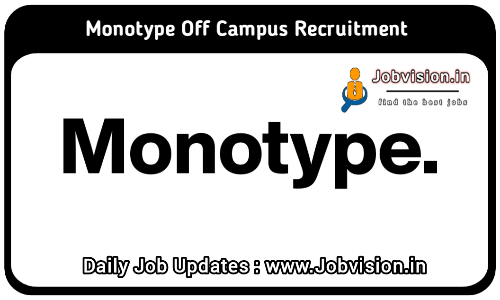 Monotype Off Campus Drive 2021