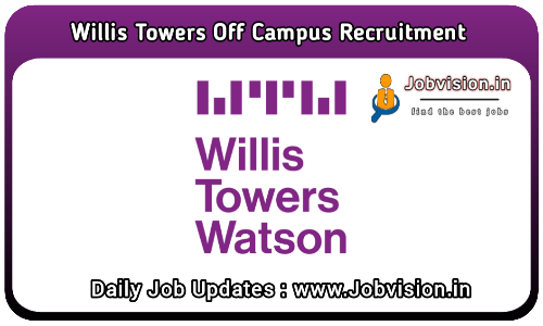 Willis Towers Off Campus Drive 2021