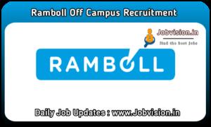 Ramboll Off Campus Drive