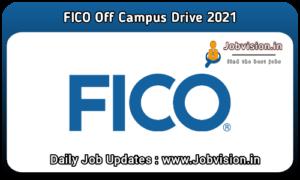 FICO Off Campus Drive