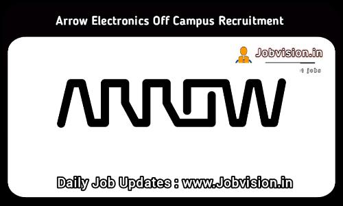 Arrow Electronics Off Campus Drive 2021