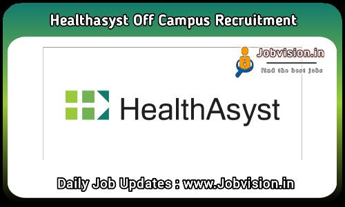 Healthasyst Off Campus Drive 2021