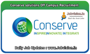 Conserve Solutions Off Campus Drive